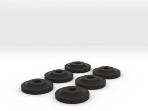 xmaxx body washers in Black Natural Versatile Plastic