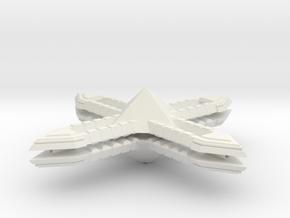 Chaos Blackstone Fortress - Concept 2  in White Natural Versatile Plastic