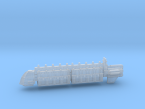 Large Merchant Transport Vessel  in Smooth Fine Detail Plastic