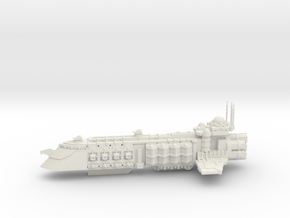 Rogue Trader Capital - Variation Hanger / Cannon in White Natural Versatile Plastic