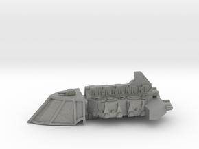 Renegade Chaos Merchant - Concept 1  in Gray PA12
