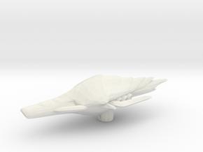 Ectoid Escort - Concept A  in White Natural Versatile Plastic