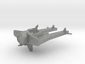 Demiurg Escort - Concept A  in Gray PA12