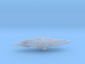 Actoid Attack Cruiser in Smooth Fine Detail Plastic