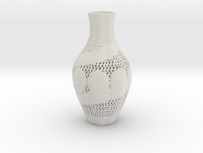 Vase 10433 in Matte Full Color Sandstone