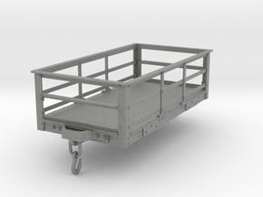 FRC01 FR 2 Ton Slate Wagon Body (Unbraked) SM32 in Gray PA12