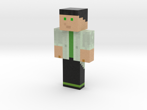 samix0 | Minecraft toy in Natural Full Color Sandstone