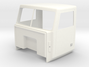 Western Star Style cab in White Processed Versatile Plastic