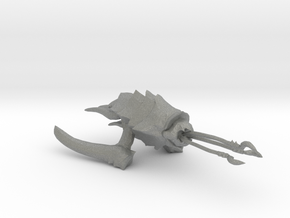 Kraken Beastship - Concept B in Gray PA12