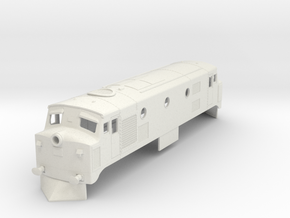 b-87-ceylon-m1-diesel-loco in White Natural Versatile Plastic