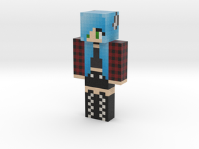 My Skin I made   Minecraft toy in Natural Full Color Sandstone