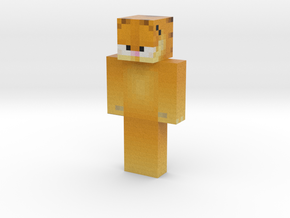 LonelyWeeb | Minecraft toy in Natural Full Color Sandstone