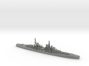 British Minotaur-Class Cruiser in Gray PA12
