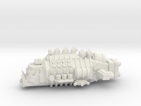 ! - Kill Kruiser - Concept B  in White Natural Versatile Plastic