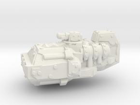 ! - Escort - Concept A  in White Natural Versatile Plastic