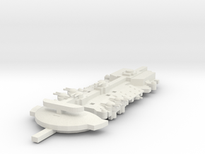 Larshi Hero Class in White Natural Versatile Plastic