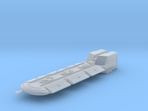 Larshi Hero Class - Concept A in Smooth Fine Detail Plastic