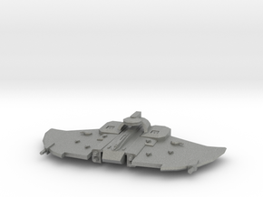 Larshirvra Protector Gunship - Concept B  in Gray PA12