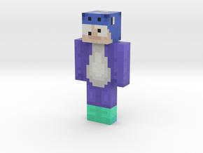CustomSkin-1551177399020 | Minecraft toy in Natural Full Color Sandstone