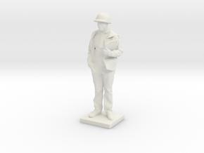 Printle C Homme 1606 - 1/24 in White Natural Versatile Plastic