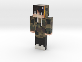 moi master   Minecraft toy in Natural Full Color Sandstone