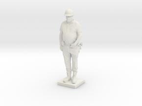 Printle C Homme 1604 - 1/24 in White Natural Versatile Plastic