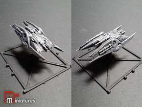 Heavy Cylon Raider 1/270 in White Strong & Flexible