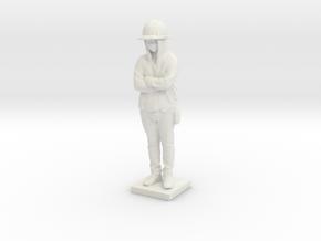 Printle C Homme 1601 - 1/24 in White Natural Versatile Plastic