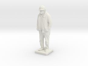 Printle C Homme 1598 - 1/24 in White Natural Versatile Plastic