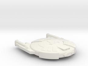 3788 Scale Andromedan Cobra Destroyer SRZ in White Natural Versatile Plastic
