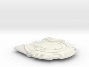 3788 Scale Andromedan Dominator Dreadnought SRZ in White Natural Versatile Plastic