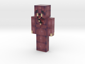 Heartz66 | Minecraft toy in Natural Full Color Sandstone