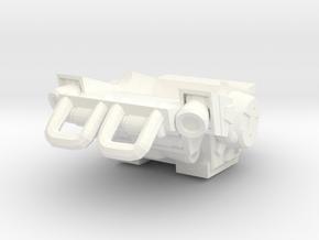 SDFW converge MS06 Bag of MSV version in White Processed Versatile Plastic