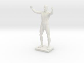 Printle C Homme 1584 - 1/24 in White Natural Versatile Plastic