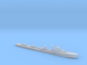HMS Walpole destroyer-SR escort 1:1800 WW2 in Smoothest Fine Detail Plastic