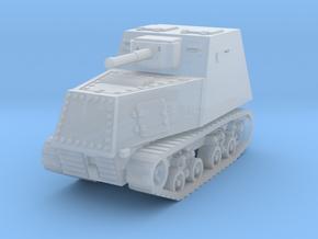 KhTZ 16 Tank 1/144 in Smooth Fine Detail Plastic