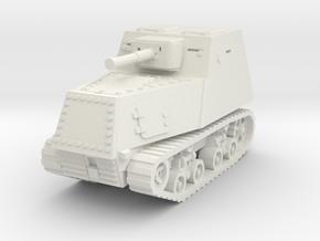 KhTZ 16 Tank 1/56 in White Natural Versatile Plastic