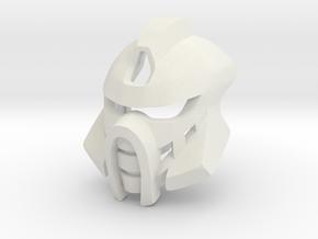 Noble Hau in White Natural Versatile Plastic
