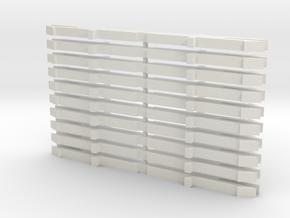 10x_NEM Kupplungsstange in White Natural Versatile Plastic