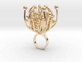 Fordy - Bjou Designs in 14k Gold Plated Brass