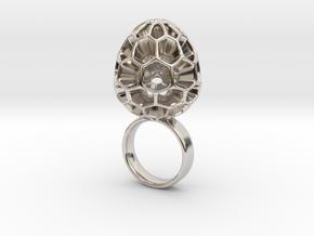Triato - Bjou Designs in Rhodium Plated Brass
