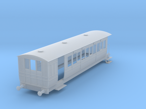 o-64fs-hmsty-selsey-falcon-brake-coach in Smooth Fine Detail Plastic