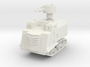 NI Odessa 2 Tank 1/87 in White Natural Versatile Plastic