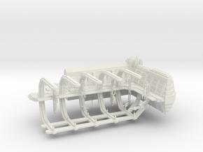! - Navy Capital Shipyard in White Natural Versatile Plastic