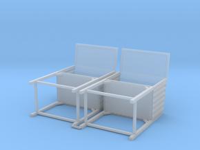 1:50 Planhaus in Smooth Fine Detail Plastic