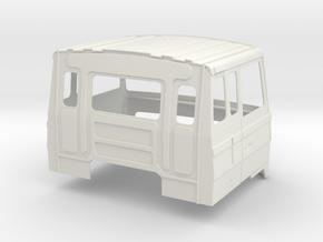FTF slaapcabine Tamiya in White Natural Versatile Plastic