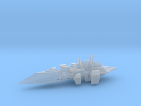 Chaos Renegade Escort Ship - 5 in Smooth Fine Detail Plastic