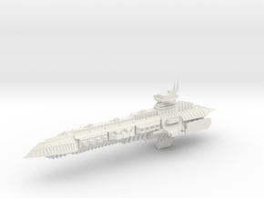 Chaos Capital Cruiser Imperial Renegade - 2 in White Natural Versatile Plastic