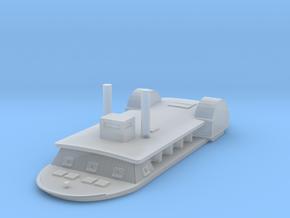 1/1000 USS Tuscumbia in Smooth Fine Detail Plastic