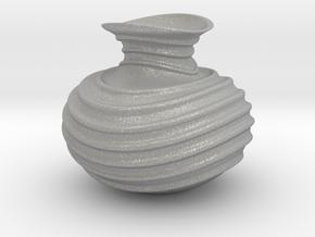 Vase-11 in Aluminum